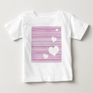 Pink Valentines design Baby T-Shirt