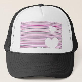 Pink Valentines design Trucker Hat