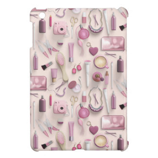 Pink Vanity Table Case For The iPad Mini