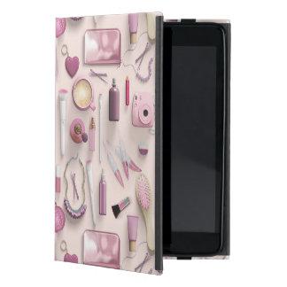 Pink Vanity Table iPad Mini Cover