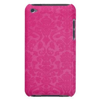 Pink Vintage Design iPod Touch Case