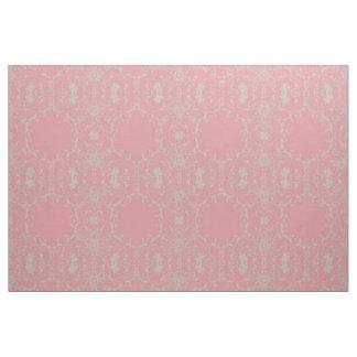 Pink Vintage Fabric