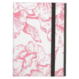 Pink Vintage Floral iPad Air Case