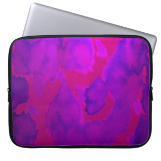 Pink-violet ~ pink one PUR-polarizes Laptop Sleeve