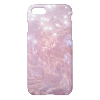 Pink Water Aesthetic iPhone Case