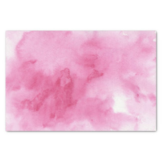 pink watercolor background for your tissue paper