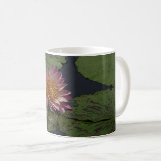 Pink Waterlily Coffee Mug