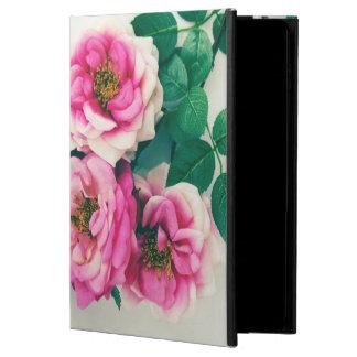 Pink Wild Rose Flower Bouquet Love Bible Verse Powis iPad Air 2 Case