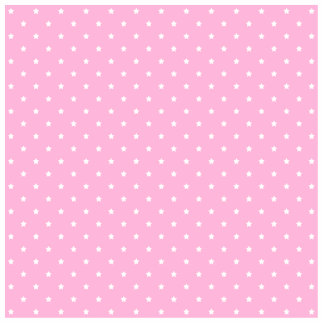 Pink with little white stars acrylic cut outs