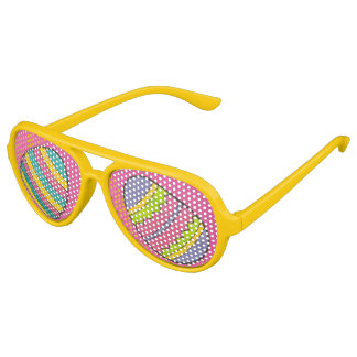 Pink Yellow Painted Easter Egg Hunt Eggs Shades