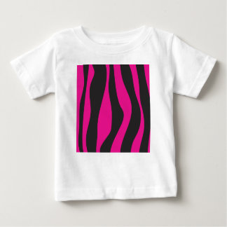 Pink zebra baby T-Shirt
