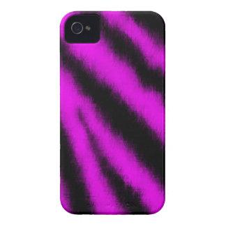 Pink Zebra Blackberry Bold 9700/9780 case iPhone 4 Case