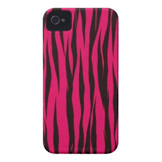 Pink Zebra Blackberry case
