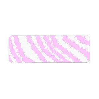 Pink Zebra Print, Animal Pattern.