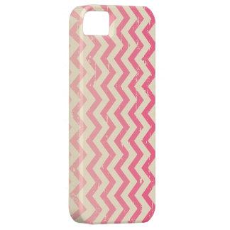 Pink Zigzag Ombre iPhone 5 Case