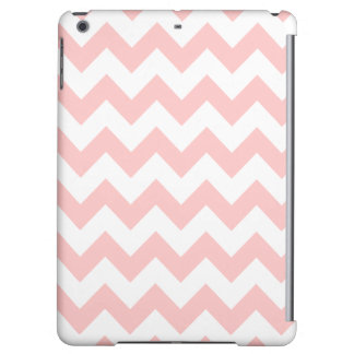 Pink Zigzag Stripes Chevron Pattern Girly iPad Air Covers
