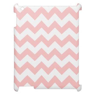 Pink Zigzag Stripes Chevron Pattern Girly iPad Covers