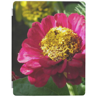 Pink Zinnia iPad Cover
