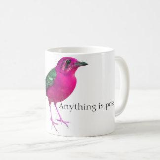 PinkBirdz Classic Cafe Mug