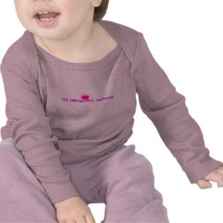 PinkCrown, lil fashion junky Tshirts