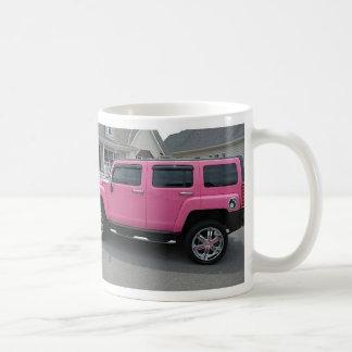 pinkhummer coffee mug