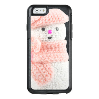 Pinki Snow woman OtterBox iPhone 6/6s Case