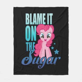 Pinkie Pie | Blame It One The Sugar Fleece Blanket