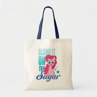 Pinkie Pie | Blame It One The Sugar Tote Bag