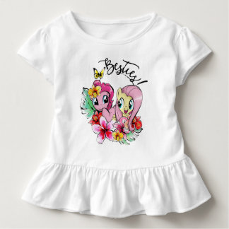 Pinkie Pie & Fluttershy | Besties Toddler T-shirt