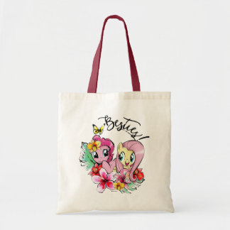 Pinkie Pie & Fluttershy | Besties Tote Bag