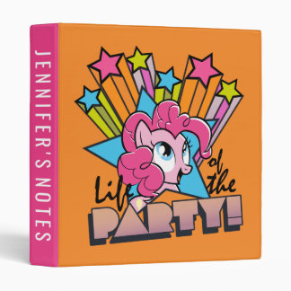 Pinkie Pie | Life of the Party! Binder