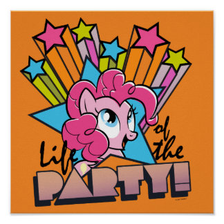Pinkie Pie | Life of the Party! Poster