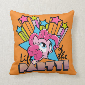 Pinkie Pie | Life of the Party! Throw Pillow