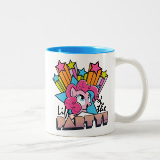 Pinkie Pie | Life of the Party! Two-Tone Coffee Mug
