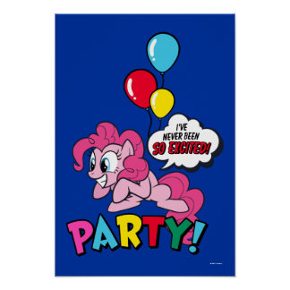 Pinkie Pie | Party! Poster
