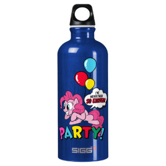 Pinkie Pie   Party! Water Bottle