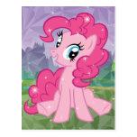 Pinkie Pie Post Card