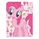 Pinkie Pie Postcard