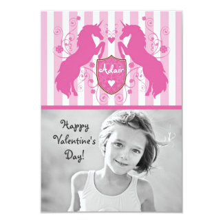 Pinkie's Unicorn Valentine Card