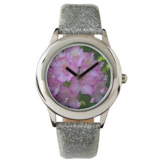 Pinkish purple Rhododendron Catawbiense Watch