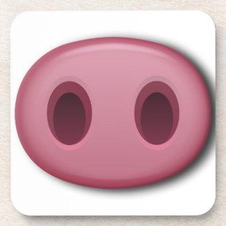 PinkPig Snout Coaster