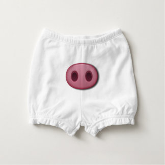 PinkPig Snout Diaper Cover