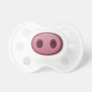 PinkPig Snout Pacifier