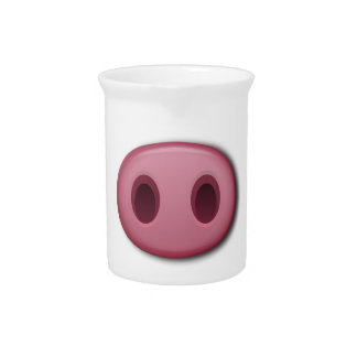 PinkPig Snout Pitcher