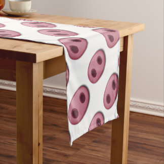 PinkPig Snout Short Table Runner