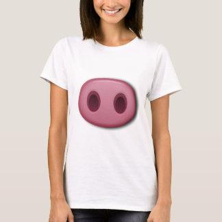 PinkPig Snout T-Shirt