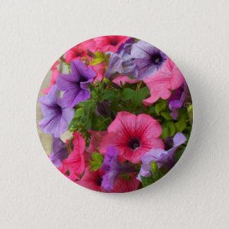 Pinks 2 Inch Round Button