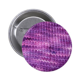 Pinks & Purples Simplicity 2 Inch Round Button