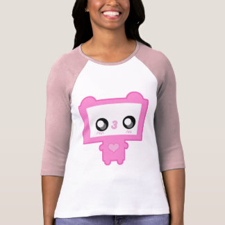 Pinku Mecha T-Shirt