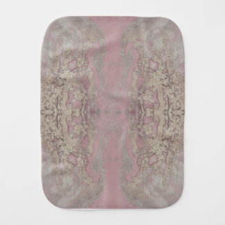 Pinky Burp Cloth